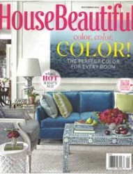House Beautiful Sept 2012