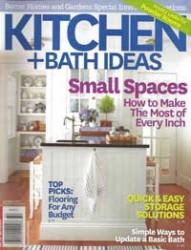 Kitchen + Bath Ideas Summer 2013