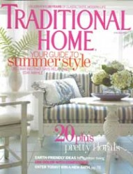 Traditional Home Summer Style