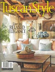 "Tuscan Style ""Relaxed Elegance"""