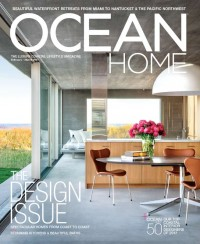 Erin Paige Pitts in Ocean Home Magazine