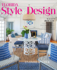 Florida Style and Design Cover and Article